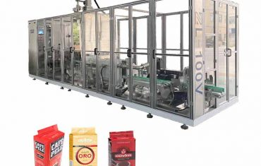 Автоматты сызықты типті кірпіш вакуумдық қап орау машинасы
