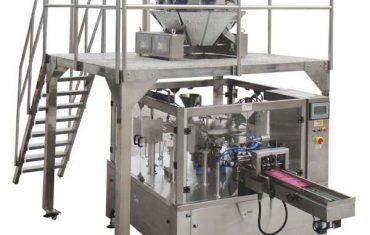 роторлы автоматты найзағай қапшығына тұқым жаңғақтарына арналған тығыздағыш орау машинасы